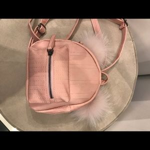 Accessories - Small fur ear :) backpack.